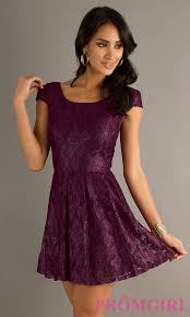 purple lace cocktail dress u0026 2016 2017 u2013 fashion gossip