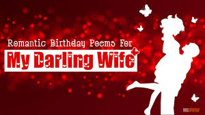 romantic happy birthday wishes for wife with love video cute