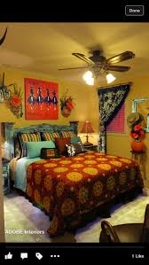 419 best house images on pinterest haciendas cactus decor and curtain idea one on each side of my bed western bedroomsmaster