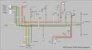 suzuki x4 125 motorcycle wiring diagram wiring diagram