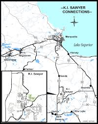 Iron Mountain Michigan Map by Maps U0026 Directions Sawyer International Airport