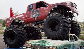 new bigfoot monster truck monsters at mclane new stadium to serve as venue for truck rally