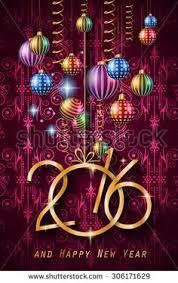 feliz ano novo language rounding and vintage