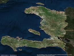 South America Satellite Map by Haiti Satellite Maps Leaddog Consulting