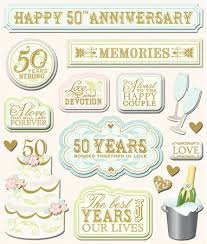 wedding scrapbook stickers scrapbook 3d 50th anniversary stickers all about crafting