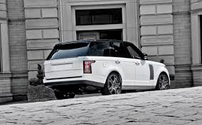 range rover back 2013 a kahn design land rover range rover back side view wallpaper