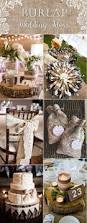 Cake Table Decorations by Best 25 Burlap Table Decorations Ideas On Pinterest Burlap