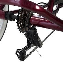 amazon black friday mountain bike deals amazon com mantis tri rad folding tricycle 20 inch wheels