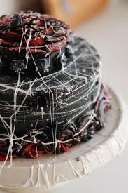 Creepy Halloween Cakes Halloween Red Velvet Cake U2013 Briana U0027s Kitchen