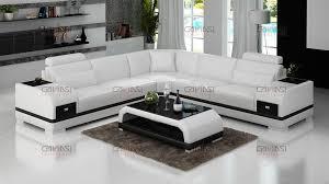 Ganasi Simple Corner Sofa Design ModernCorner Sectional Sofa Set - Corner sofa design