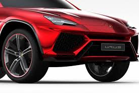 lamborghini urus lamborghini urus production to commence in april 2017