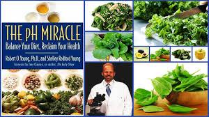 dr robert young on alkaline foods and alkaline water