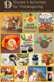 9 new story time activities to do this thanksgiving time