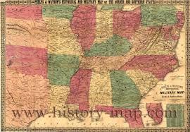 Southern States Map States