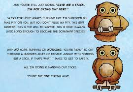 Art School Owl Meme - 21 comics that capture the frustrations of depression