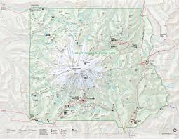 Map Of Sw Usa by Mount Rainier Maps Npmaps Com Just Free Maps Period