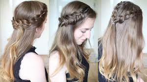 3 pretty half down braided hairstyles half down hairstyles
