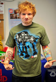 ed sheeran gingerbread man tattoo ed at legoland legit tee also does anyone have any idea what the
