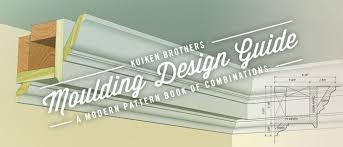 moulding design guide kuiken brothers