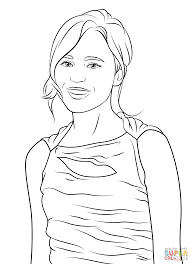 ellen page coloring page free printable coloring pages
