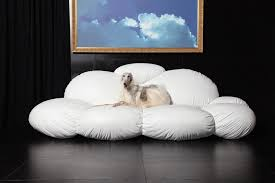 Magnetic Sofa Cloud A Good Companion For Daydreaming The Cirrus Cloud Shaped Sofa