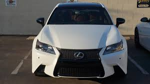 lexus gs f for sale 2013 matte pearl white gs350 f sport clublexus lexus forum