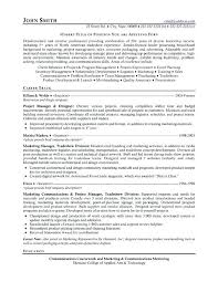 project manager resume templates retail resume templates click here to this project