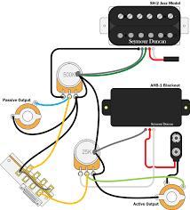 seymour duncan invader wiring schematic wiring diagram and