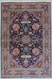studio persiani tappeto persiano kirman caratterizzato da un minuto disegno
