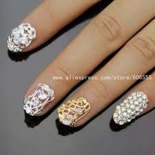 Nail Decorations Jewelry Turkish Picture More Detailed Picture About Rh524 New 3d