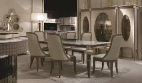 Luxurious Dining Table Dining Furniture Luxury Home Decoration Club