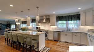 Cherry Wood Kitchen Cabinets With Black Granite Cherry Wood Kitchen Cabinets With Black Granite Adding Backsplash