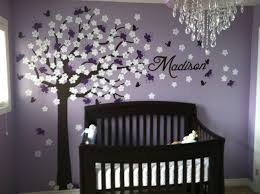 Chandelier Wall Stickers My Baby Girls Purple Bedroom Decal From Surface Inspired Com