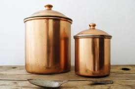 copper canisters kitchen copper canisters kitchen home design ideas and pictures