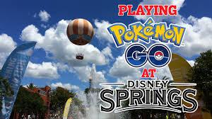 Disney Springs Map Pokemon Go Stops At Disney Springs Make For A Geek Utopia