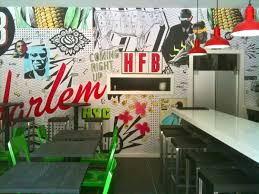 wall mural ideas eazywallz 20 of the best wall murals in restaurants around the world