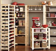 Free Standing Wooden Shelving Plans by Organizer Free Standing Kitchen Pantry Slim Pantry Cabinet
