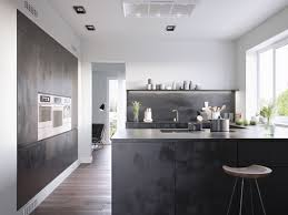 Height Of Kitchen Base Cabinets by Design Light Black Kitchen Cabinet With Minimalist Multi Level