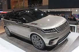 range rover concept 2017 range rover velar waves flag geneva motor show 2017 the car expert