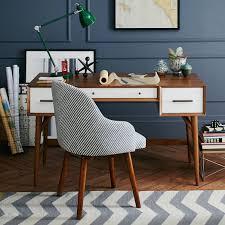 west elm mid century mini desk westelm desk homepeek