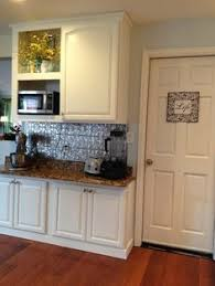 Embossed Tin Backsplash by Kitchen Backsplash Examples 18 Photos Of The How To Apply Faux