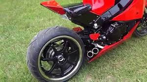 custom honda custom honda cbr 929rr streetfighter motorcycle looks u0026 sounds
