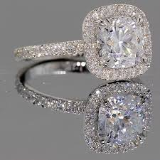 cheap beautiful engagement rings best 25 square engagement rings ideas on square