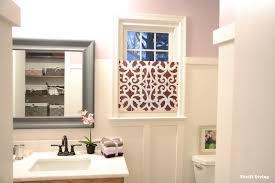 bathroom window treatments ideas cool window valance ideas for