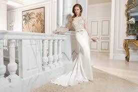 robe de mari e pr s du corps les robes de mariée demetrios 2015