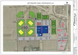 bettendorf unveils plans for sports complex local news qctimes com