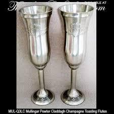 wedding goblets chagne flutes