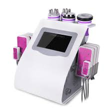 6 in 1 cavitation 2 0 40k radio frequency laser for salons skin