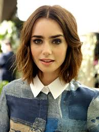 short haircuts with middle part short middle parting hairstyles
