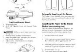 tekonsha mander brake controller wiring diagram wiring diagram